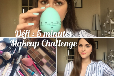 maquillage en 5 minutes mini