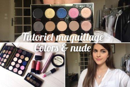 tutoriel maquillage gwen stefani mini