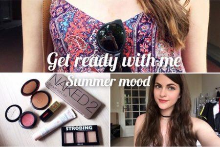 get ready summer mood mini