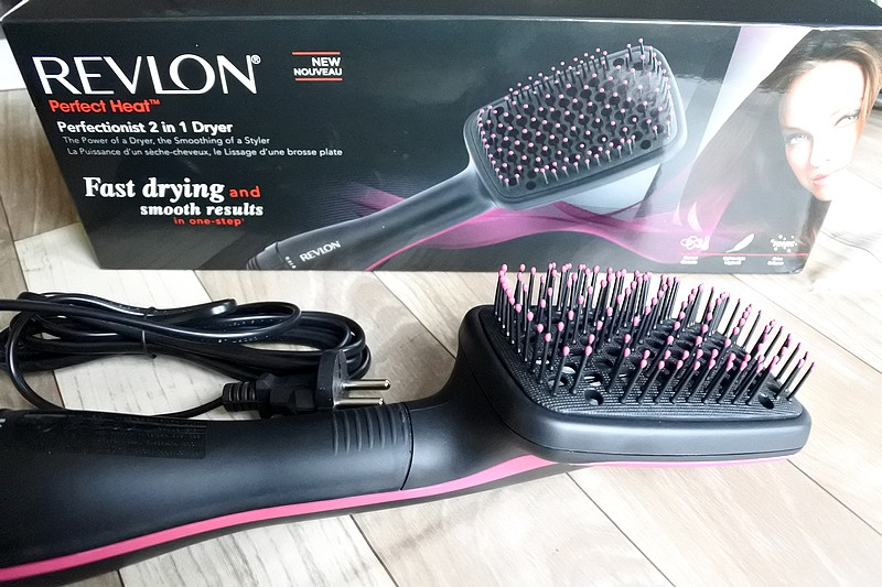 brosse chauffante revlon tendance clemence 5 tendance cl mence. Black Bedroom Furniture Sets. Home Design Ideas