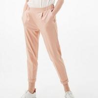 Pantalon tailleur rose Bershka