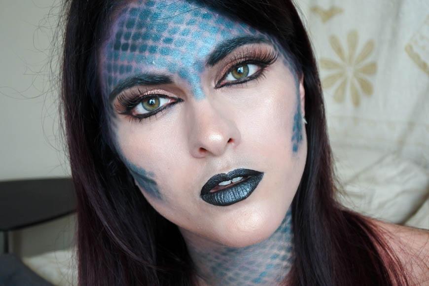 Maquillage Sir Ne Pour Halloween Tendance Cl Mence Blog Beaut