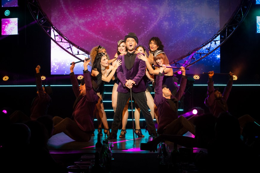 Diner spectacle casino barriere bordeaux