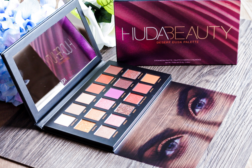 #181 Revue : Palettes Nude Obsessions | HUDA BEAUTY
