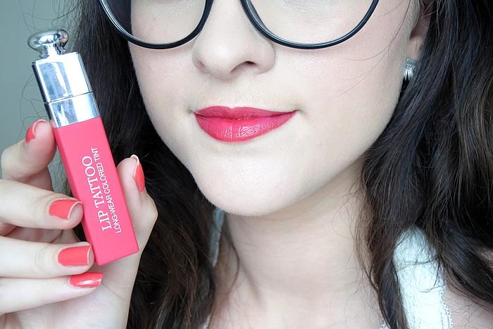 lip tattoo dior tendance clémence blog beauté maquillage