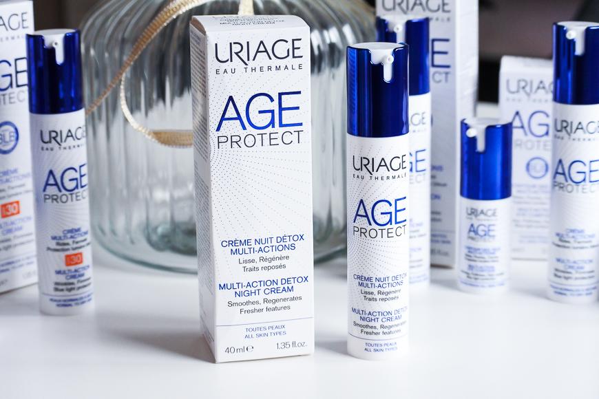 La gamme Age Protect d'Uriage