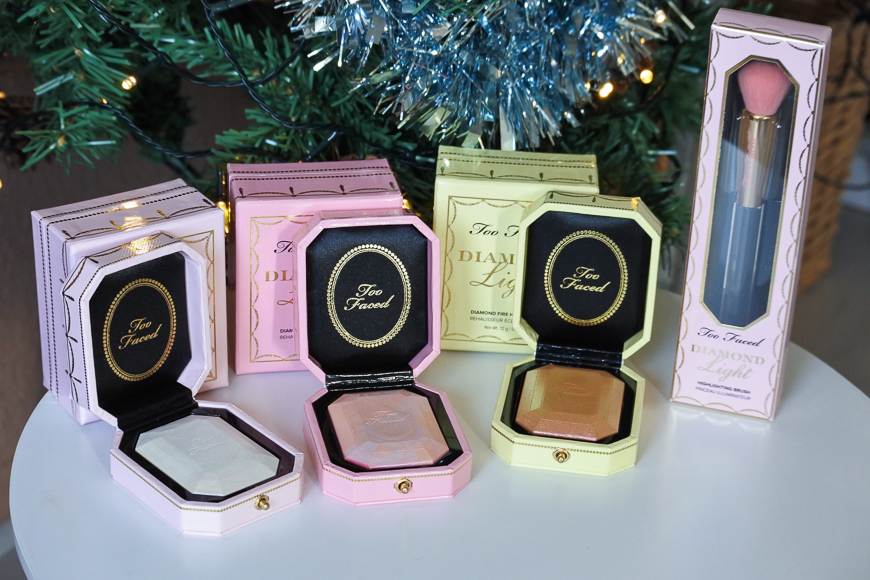 Diamond Highlighters Too Faced