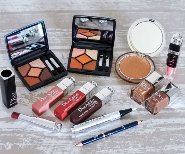 Look d'été : la collection Wild Earth Dior Makeup