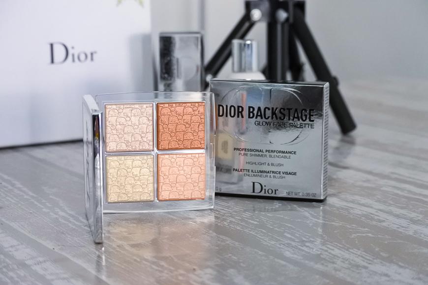 Glow Face Palette Glitz dior