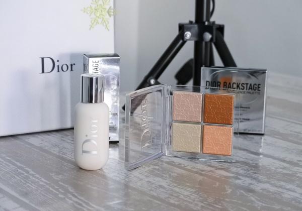 Les nouveautés de la gamme Dior Backstage