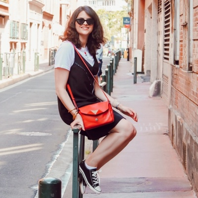 Look n°180 • Robe et t-shirt