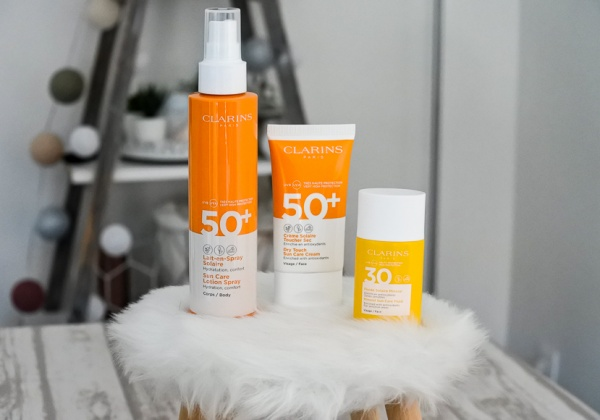 Les protections solaires Clarins