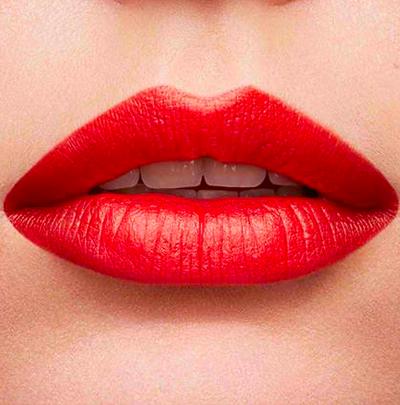 Wish-list d'anniversaire absolu rouge mat Lancôme