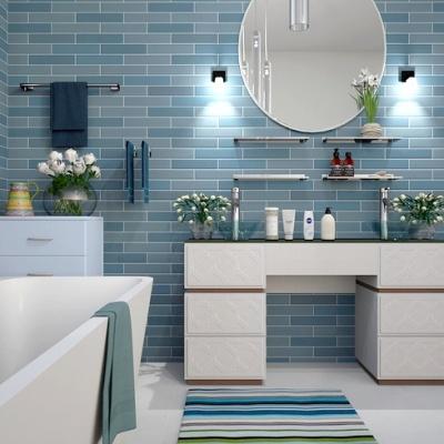 Décoration : comment relooker sa salle de bain ?