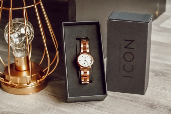 Iconic Link Watch, la nouvelle montre Daniel Wellington
