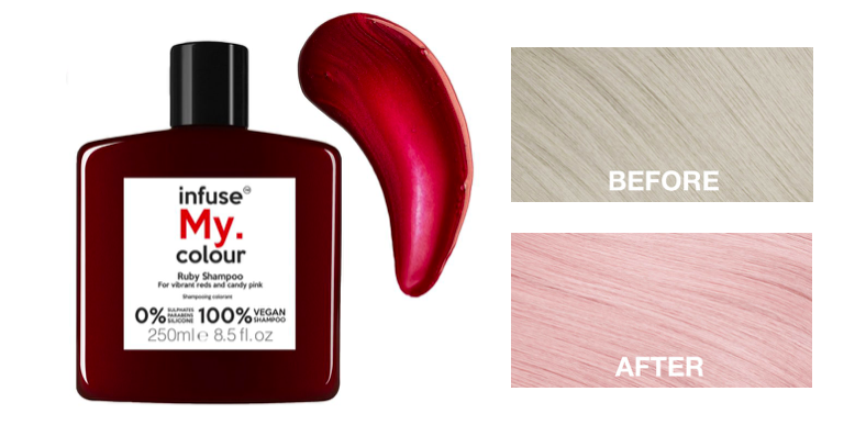 Infuse My Color Ruby