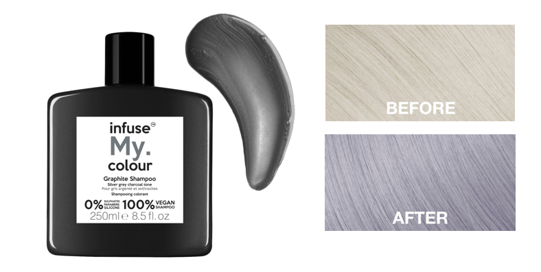 Infuse My Color Graphite