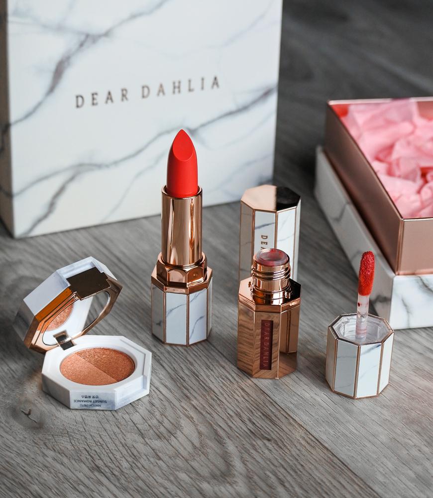 maquillage dear dahlia