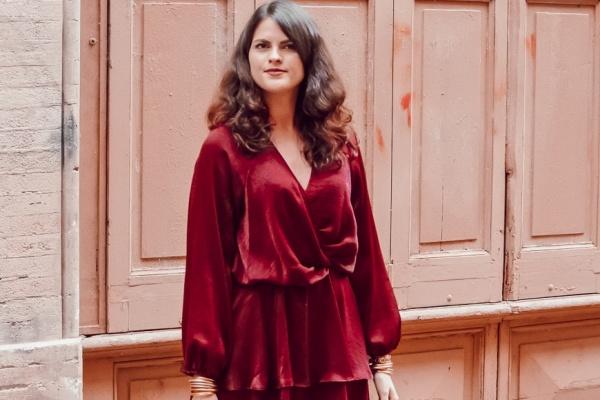 Look • Jolie robe d'automne