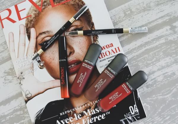 Beauty news •  Des nouveautés so Fierce Revlon