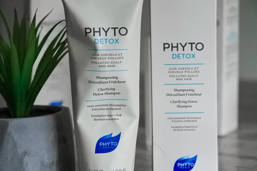 shampoing purifiant