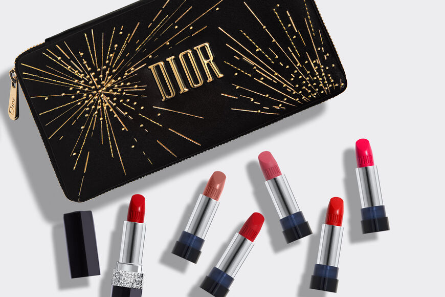coffret maquillage Couture Rouge Dior
