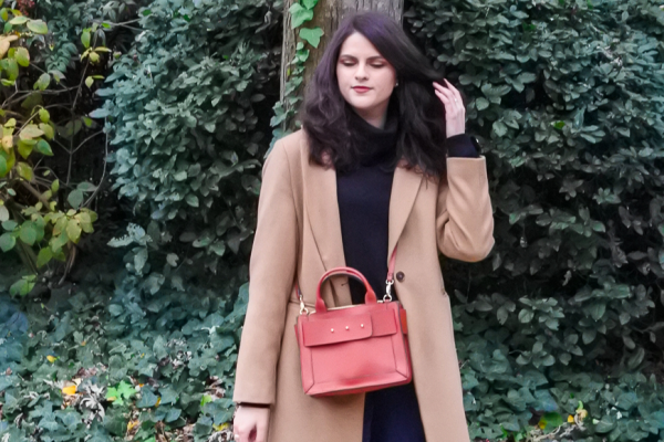 Look • Manteau long et cuissardes
