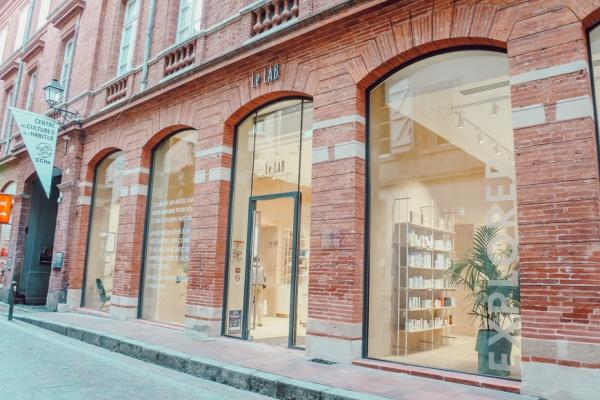 Toulouse • Le Lab, la première boutique du groupe Pierre Fabre