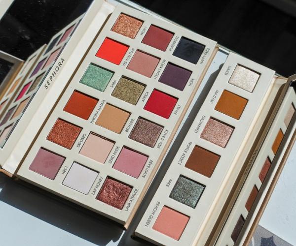 Les palettes Sananas x Sephora Collection Round 2