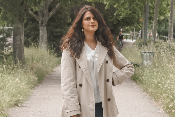 Look • Casual-chic avec un trench