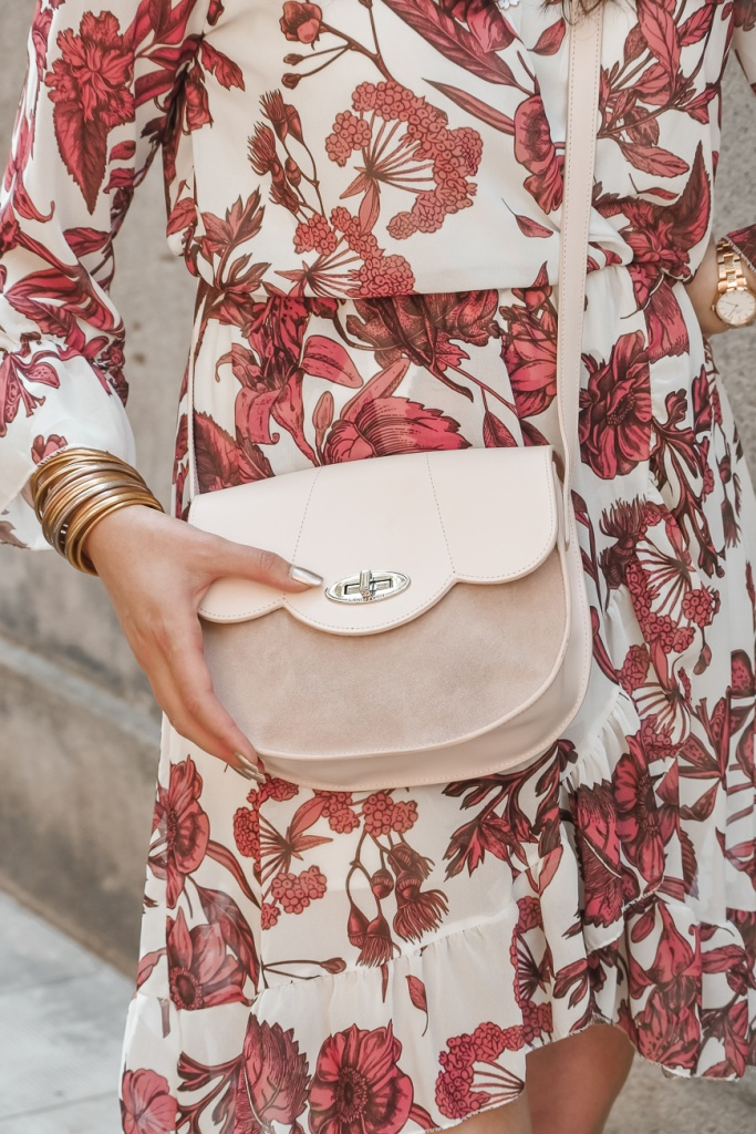 sac rose poudre lancaster