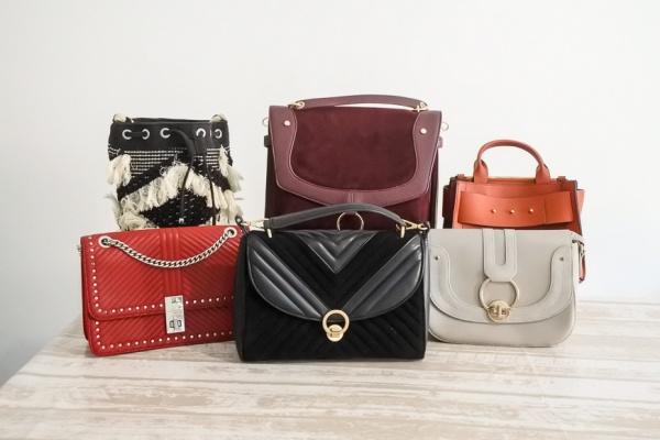 Ma collection de sacs petits prix (2020)