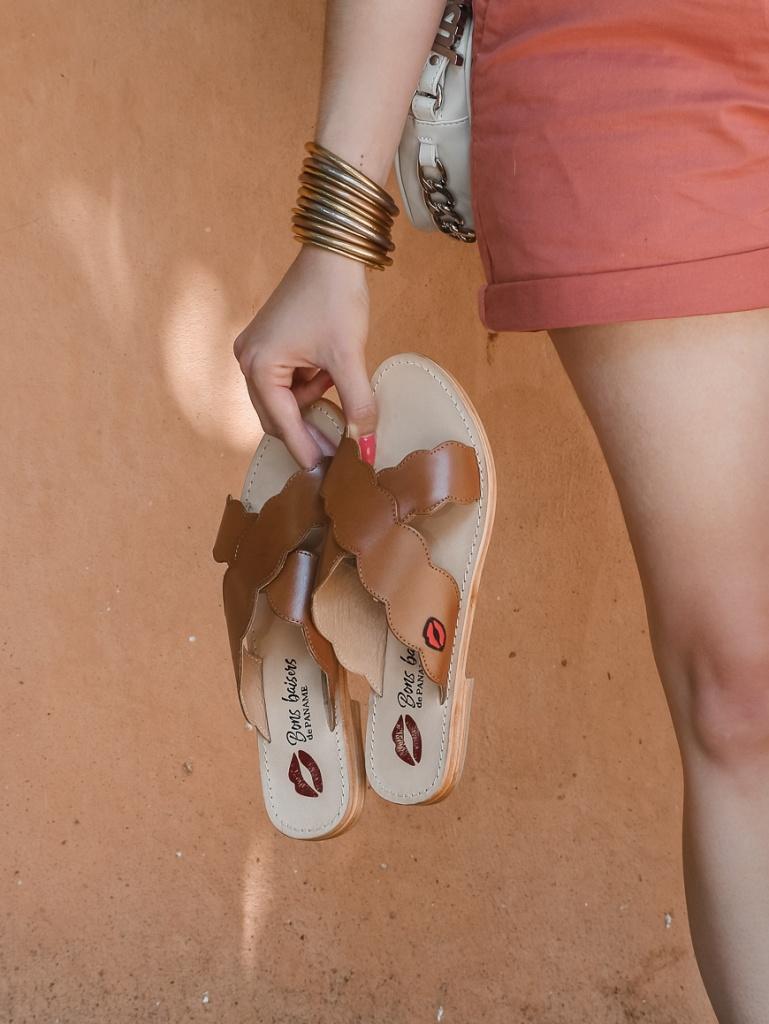 sandales bons baisers de panama