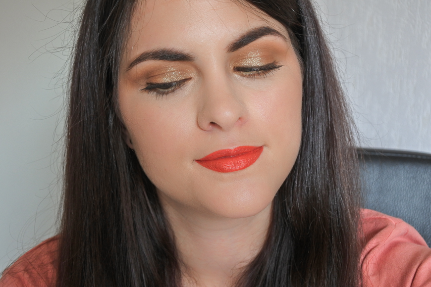 Maquillage de soirée NYX 2020-10