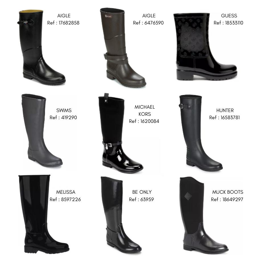 chaussures tendances