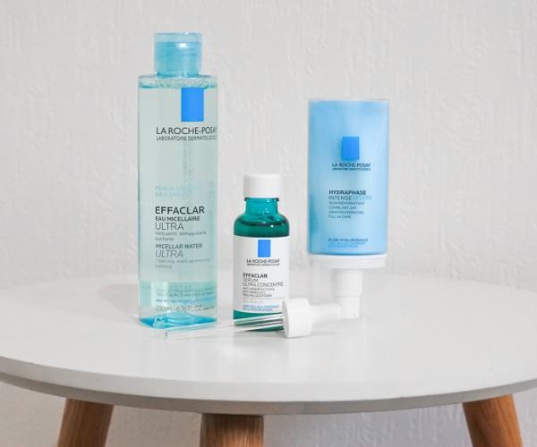 La gamme Effaclar La Roche-Posay : pour une peau sans imperfections
