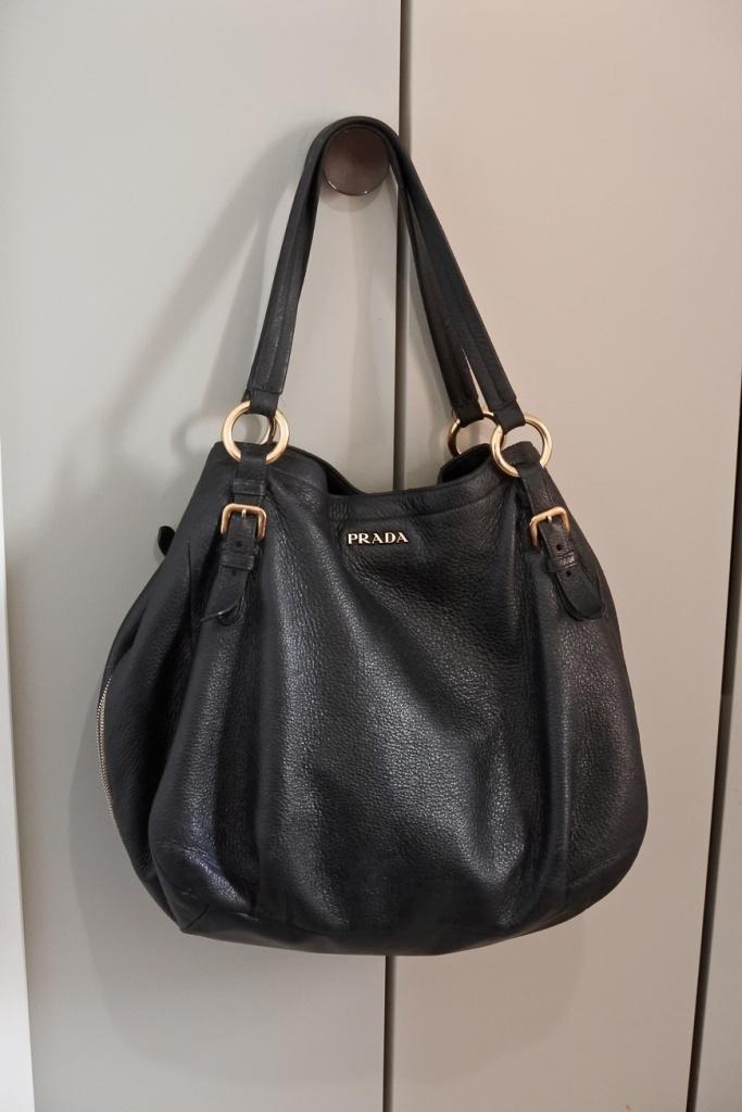 sac de luxe Prada