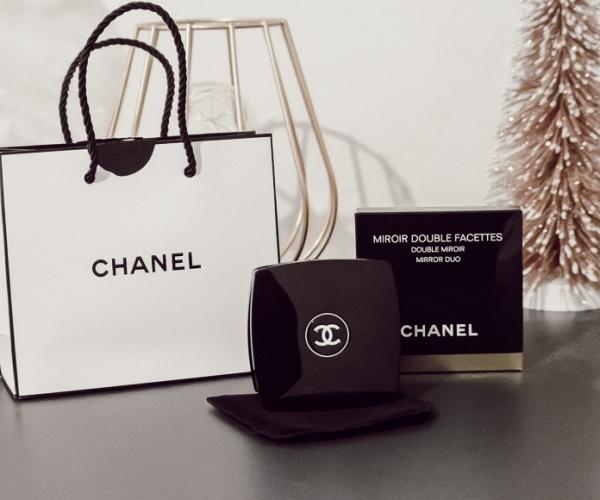 Unboxing • Le miroir Chanel double facettes