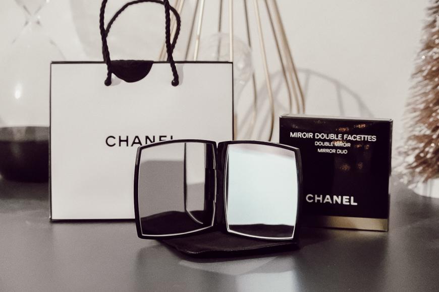 miroir Chanel double facettes